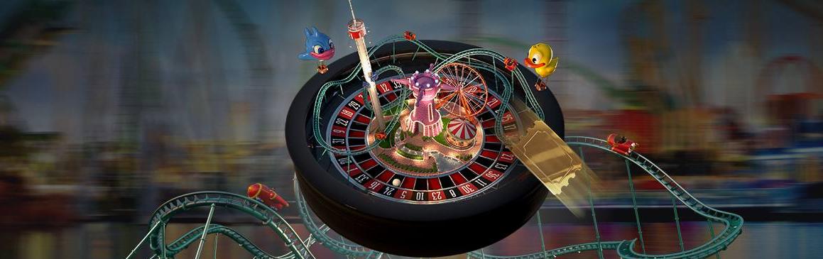 Theme Park Roulette