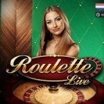 Roulette spelen in een live casino