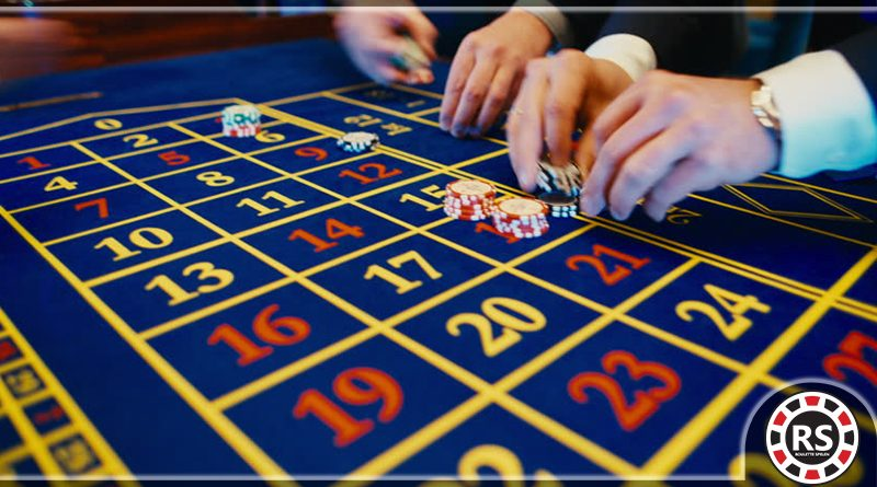 Kansen op winst bij online roulette